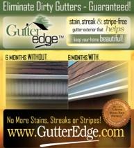 Gutter Edge